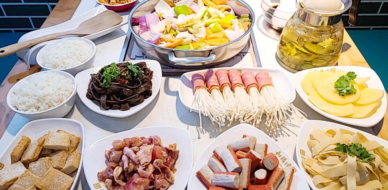 美团圈圈西安站   和福顺膳食焖锅 双人餐 无需预约 美味即享 西长安街