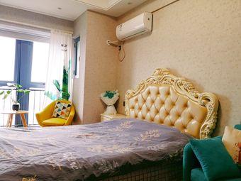张家港暨阳湖畔吾悦广场现代风格公寓