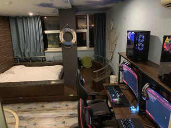 电竞大床房