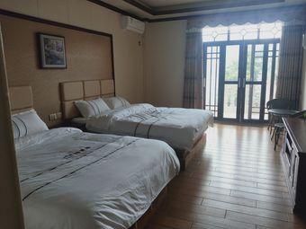 罗浮山酥醪村怡景居,2大床,免费山泉泳池,烧烤,露营