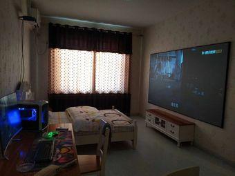 阳光嘉城主题公寓电影房