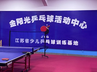 金阳光乒乓球活动中心(念香苑店)