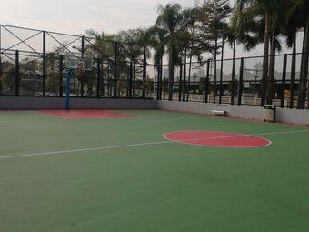 港昌社区公园篮球场