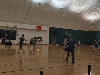 汕头大学气膜篮球馆
