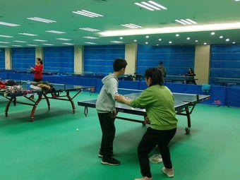 农大乒乓球儿童训练营
