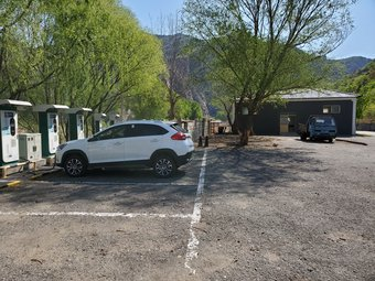 国家电网汽车充电站(琉璃庙白河峡谷度假村公共)