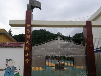 白马湖大新小学