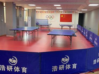 浩研乒乓球俱乐部