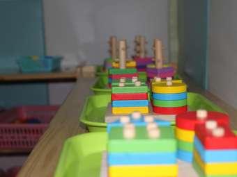 婴童乐园早教托管中心