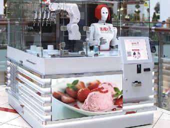 Kiki智能雪糕机器人