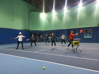 Nearby网球俱乐部