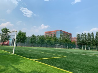 锦联三期足球场