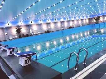 超动力游泳健身